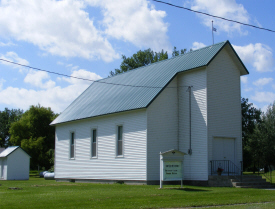 United Methodist Church, Correll Minnesota