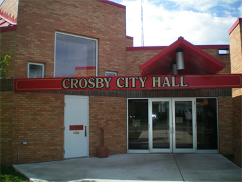 City Hall, Crosby Minnesota
