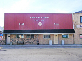 American Legion Post 322, Currie Minnesota
