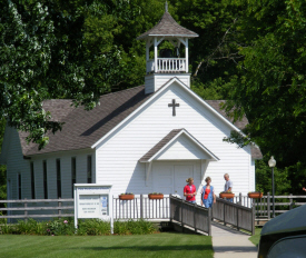 First Presbyterian Church, Currie Minnesota