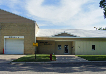 Municipal Building, Currie Minnesota