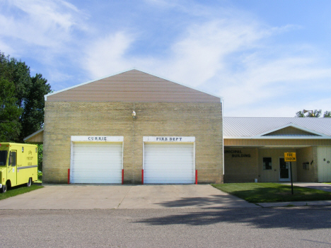 City Hall and Fire Department, Currie Minnesota, 2014