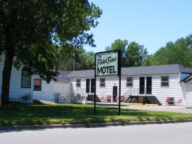 The Picket Fence Motel, Dawson Minnesota