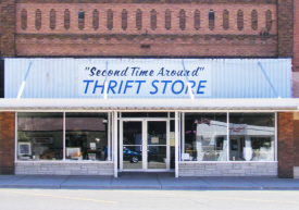 Second Time Around Thrift Store, Dawson Minnesota