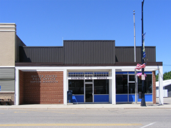 Post Office, Dawson Minnesota