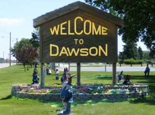Welcome to Dawson Minnesota!