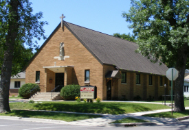 St. James Catholic Church, Dawson Minnesota