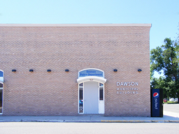 Dawson City Hall, Dawson Minnesota