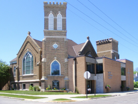 Grace Lutheran Church, Dawson Minnesota