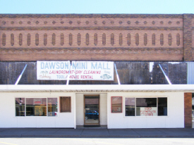Dawson Mini Mall, Dawson Minnesota