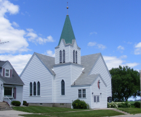 United Methodist Church, Delavan Minnesota