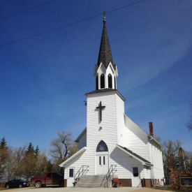 Mt. Olive Lutheran Church, Detroit Lakes Minnesota