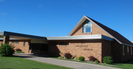 Seventh-Day Adventist Church, Detroit Lakes Minnesota