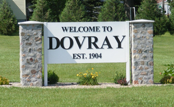 Welcome to Dovray Minnesota