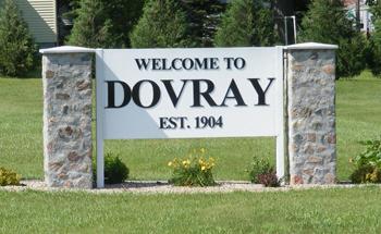 Welcome to Dovray Minnesota