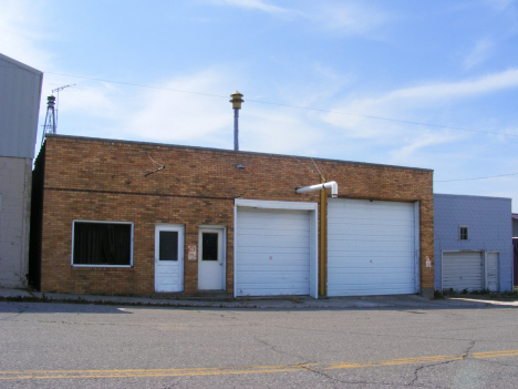 Fire Department, Dovray Minnesota, 2014