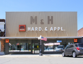M & H Hardware & Appliance, Edgerton Minnesota