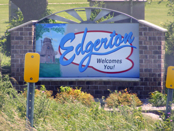 Welcome to Edgerton Minnesota!