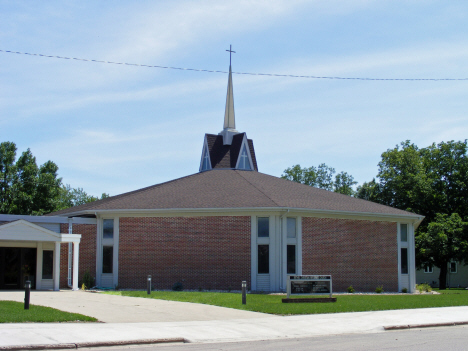 Bethel Christian Reformed Church, Edgerton Minnesota, 2014