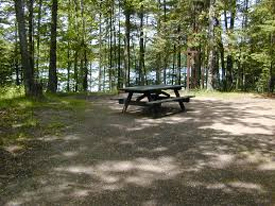 Rock River Park and Campground, Edgerton Minnesota