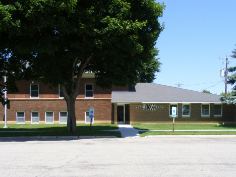 Senior Center, Edgerton Minnesota, 2014