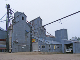 Morgan Feed and Grain, Evan Minnesota