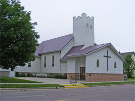 St. Matthew's Lutheran Church, Evan Minnesota
