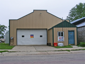 Rasmussen Body Shop, Evan Minnesota