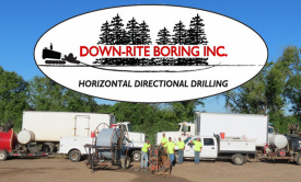 Down-Rite Boring Inc, Foley Minnesota