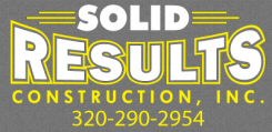 Solid Results Construction, Foley Minnesota
