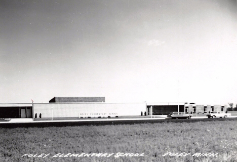 Foley Elementary School, Foley Minnesota, 1960's