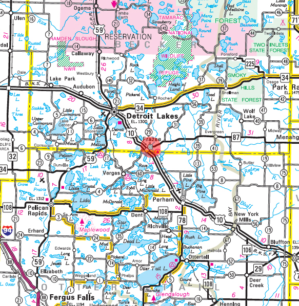 Guide To Frazee Minnesota