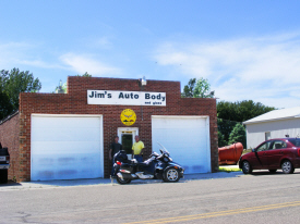 Jim's Auto Body and Glass, Garvin Minnesota