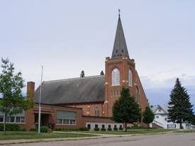 St. Eloi Catholic Church, Ghent Minnesota