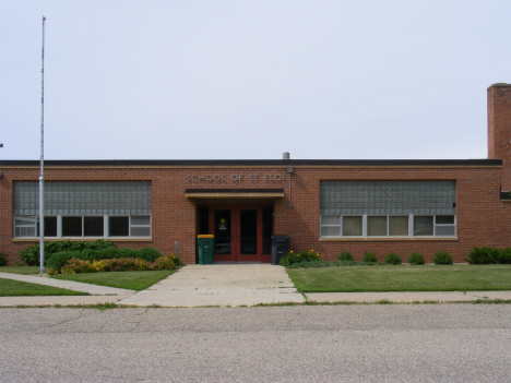 St. Eloi Catholic School, Ghent Minnesota, 2011
