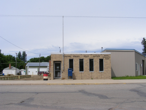 Post Office, Ghent Minnesota, 2011