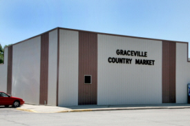Graceville Country Market, Graceville Minnesota