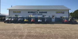 Murray's Garage, Graceville Minnesota