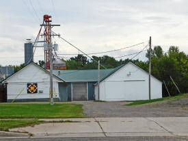 Grasston Co-Op Feed Mill, Grasston Minnesota