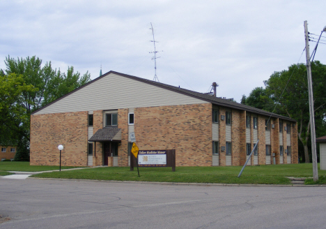 Yellow Medicine Manor Apartments, Hanley Falls Minnesota, 2011