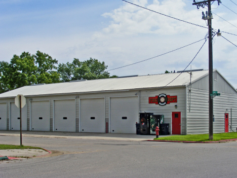Fire Department, Hanska Minnesota, 2014