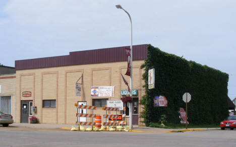 City Hall and Municipal Liquor Store, Hanska Minnesota, 2014
