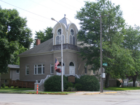 Liberal Union Hall, Hanska Minnesota, 2014