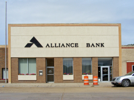 Alliance Bank, Hanska Minnesota