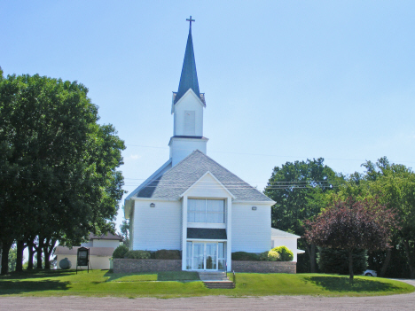 Evangelical Lutheran Church, Hazel Run Minnesota, 2014