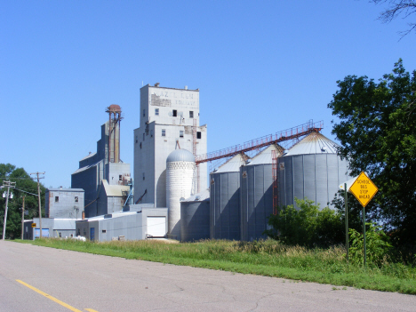 Grain elevator, Hazel Run Minnesota, 2014