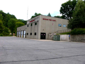 Hokah Fire Department Building