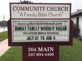 Community Church of Hokah Minnesota