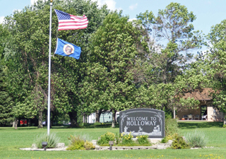 Welcome to Holloway Minnesota!