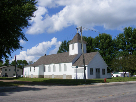 Former church, Holloway Minnesota, 2014